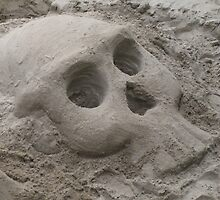 Sandy Skull by ellismorleyphto