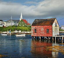 Prospect, Nova Scotia by Amanda White