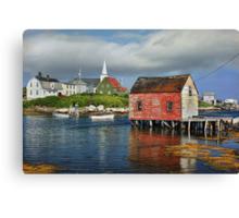 Prospect, Nova Scotia Canvas Print