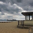 Bournemouth beach No 2 by StephenRB