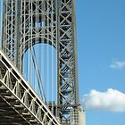 Circle Line Cruise Collection - George Washington Bridge by ellismorleyphto