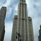 Woolworth's Building New York by ellismorleyphto