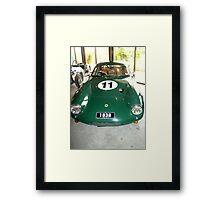1961 Lotus Elite Super 95 Framed Print