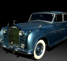 1958 Rolls Royce Silver Cloud II 4 Door Sedan by TeeMack