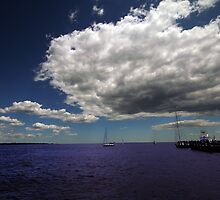 Saybrook Point 2 by Gene Campbell