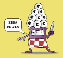 Eyes Crazy by earyugo