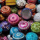 Indian Boxes, Singapore by Ashlee Betteridge