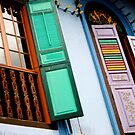 Bright Windows, Singapore by Ashlee Betteridge