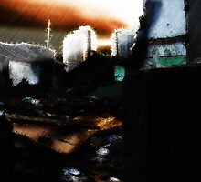 After The Blast by Chris Begg