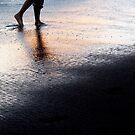 Sundown, Parangtrititis Beach by Ashlee Betteridge