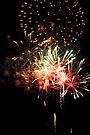 Fireworks! (3) Bombs Bursting In Air by MarjorieB