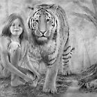 Tiger-Girl by terry morris