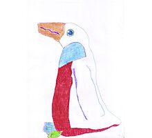 Karen's Penguin 1 Photographic Print