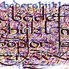 Tangled Alphabets by billgrant43
