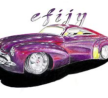 Efijy by Holden by AERO