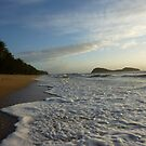 Palm Cove Beach by Jason Langer