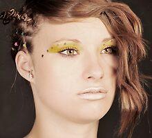 Hair 1 by Anna Leworthy