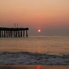 Virginia Beach Sunrise 2 by Amy Jackson