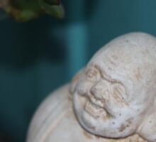 Smiling Buddha by julika