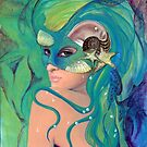 "Under the sea - from ""Hidden sight"" series by dorina costras"