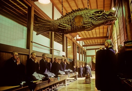 Eihei-ji Kloster