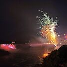 July 4th, Niagara - 3 by James  Birkbeck