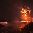 July 4th, Niagara - 4 by James  Birkbeck