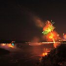 July 4th, Niagara - 5 by James  Birkbeck