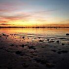 Setting Sun - Palm Beach - Western Australia by Jon Staniland