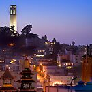 Coit Tower by MattGranz