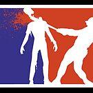 Major League Zombie  by Ryan Pedersen