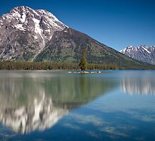 Leigh Lake, Grand Teton National Park by Ryan Wright