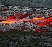 Lava Art by Sherrye Nozaki