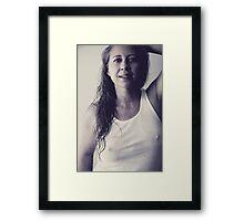 Fresh Start Framed Print