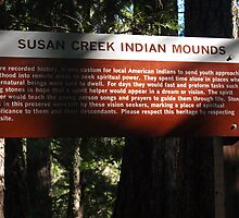 Susan Creek Indian Mounds by goddessteri211