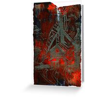 Steel Town #2 Greeting Card