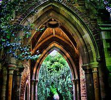 Arch by Robyn Maynard