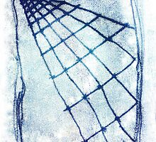Rigging print by Camillanne