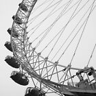 The London eye by Camillanne