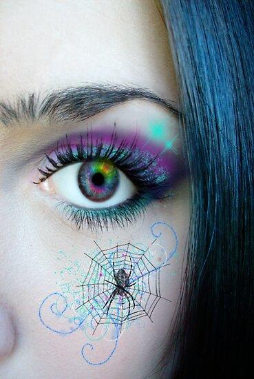 Behind Blue Eyes... by michellerena