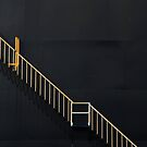 COURAGE is daring to climb the Staircase of Life, even when the Elevator is fully functional by Rhana Griffin