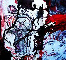 Hendrix  by caseytosh
