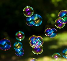 Bubbles by Luca Renoldi