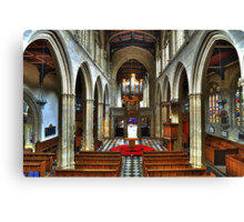 University Church of St Mary the Virgin, Oxford Canvas Print