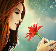 Delicate by Lisa Furze