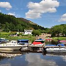 Balmaha,Loch Lomond,Scotland by Jim Wilson