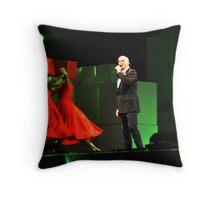 Neil Tennant, The Pet Shop Boys Throw Pillow