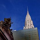 Chrysler Building by DJBPhoto