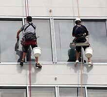 Window Cleaners - Gold Coast - Australia by Anthony Wilson