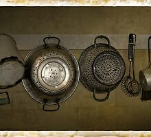 Grandma's Kitchen by Rosalie Dale